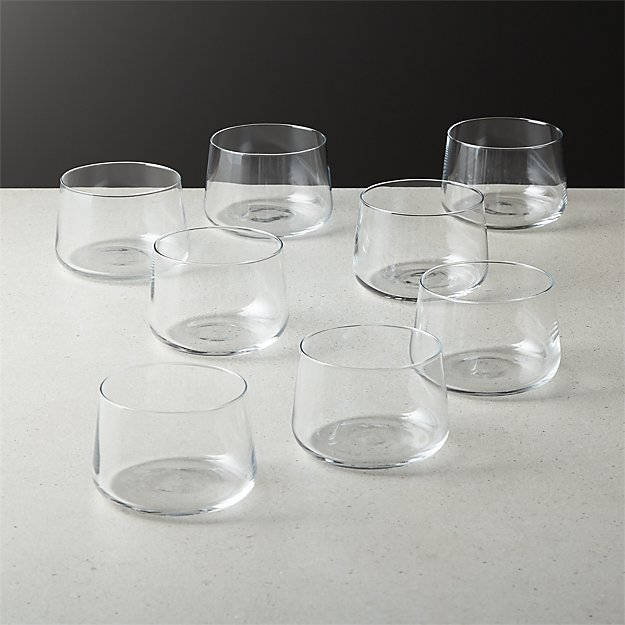 Neat Tasting Glass Set of 8 - Image 1 of 3