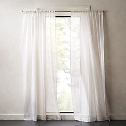 gray and white curtain panels style sanctuary window white net curtain panel modern curtains and drapes sheer linen patterned cb2