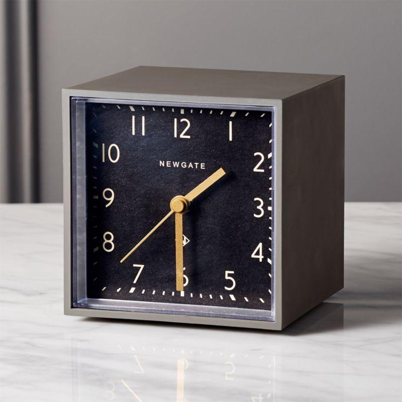 Modern Table Clocks | CB2