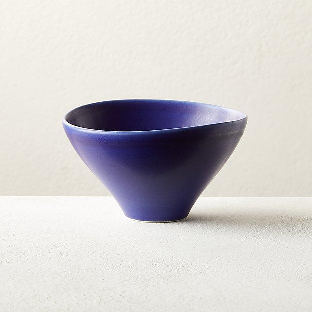 Nita Blue Mini Bowl - Image 1 of 3