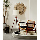View product image Tri Brown Marble Side Table - image 3 of 8