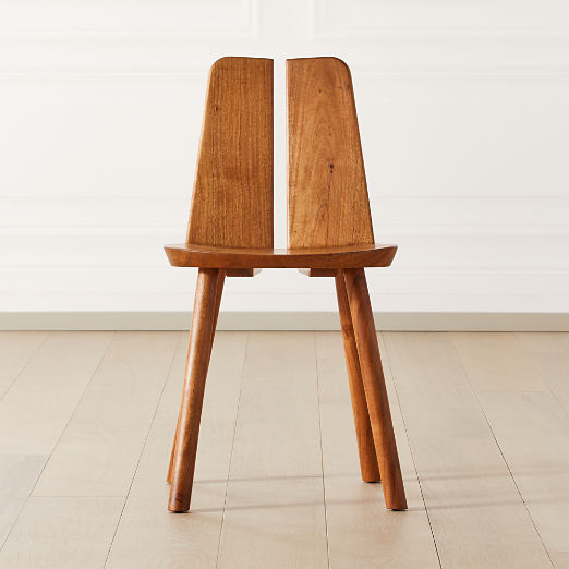 Notch Wood Chair