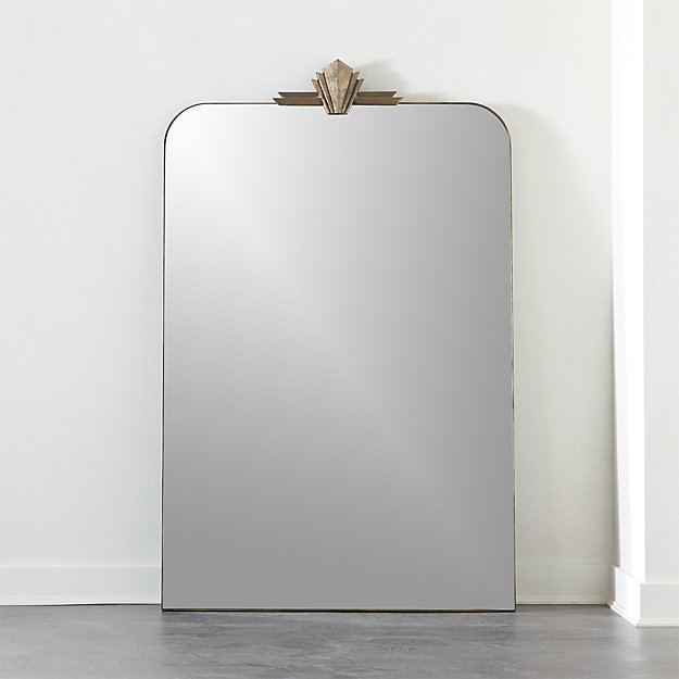 Nouveau Floor Mirror - Image 1 of 4