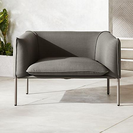 Admirable Novara Lounge Chair Grey Machost Co Dining Chair Design Ideas Machostcouk