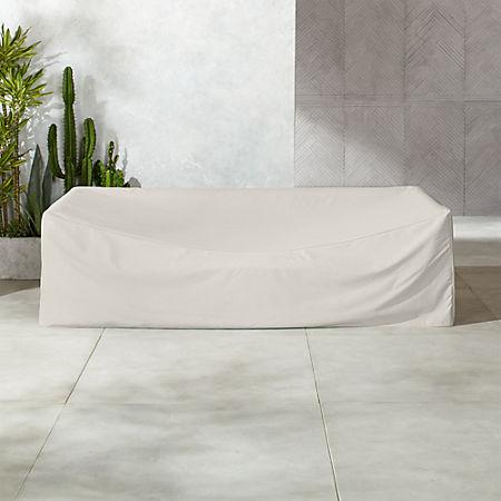 Prime Novara Grey Waterproof Outdoor Sofa Cover Cb2 Theyellowbook Wood Chair Design Ideas Theyellowbookinfo