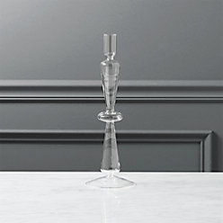 Numi 2 Ring Taper Candleholder Reviews Cb2