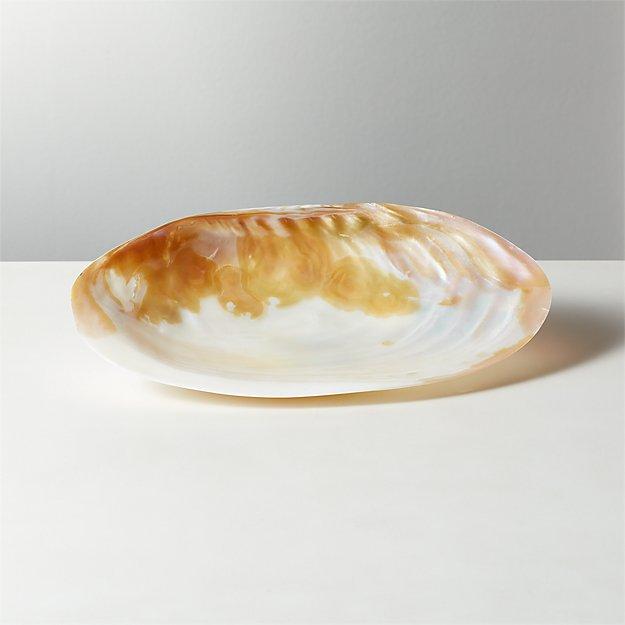 Nusa Dua Shell Bowl - Image 1 of 5