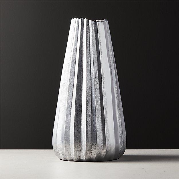 Odette Silver Vase - Image 1 of 6
