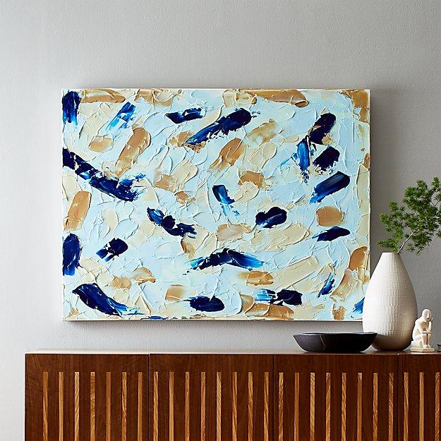 Ojai Palette Painting - Image 1 of 3