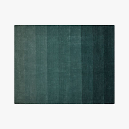 Ombre Deep Teal Rug 9'x12' + Reviews | CB2