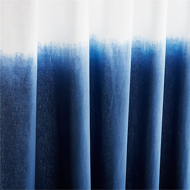 Blue Ombre Shower Curtain Reviews