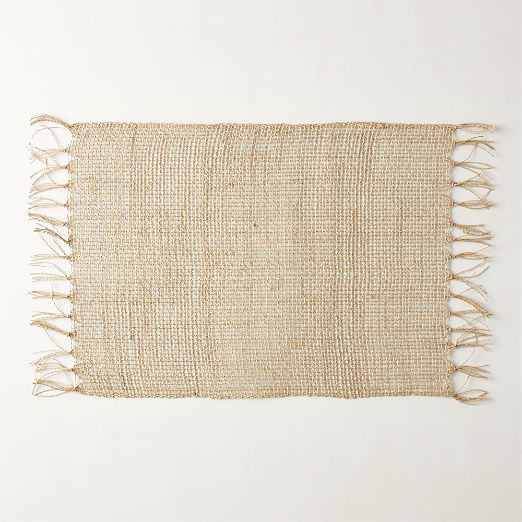 Open Weave Placemat Natural