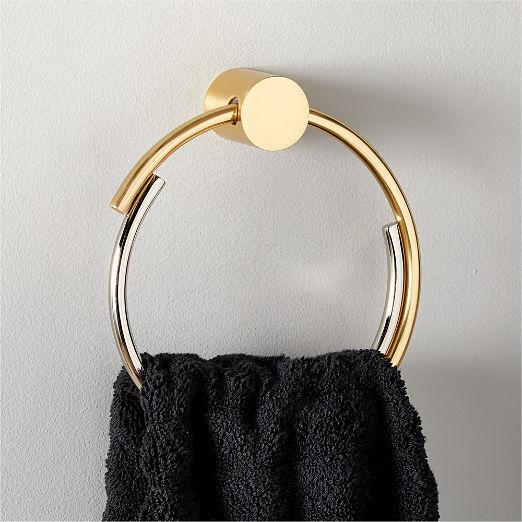 Orbit Towel Ring