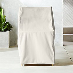 Oro Gold Waterproof Dining Chair Cover
