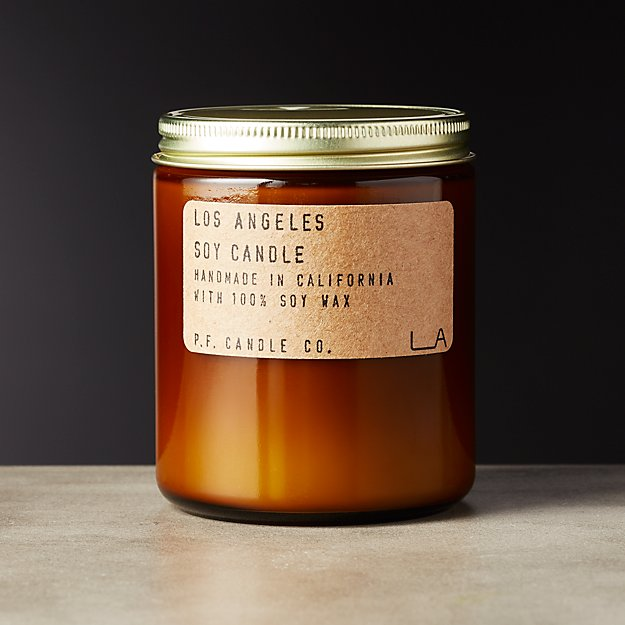 P.F. Candle Co. Los Angeles Soy Candle 7.2 oz - Image 1 of 6