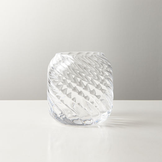 Pacific Glass Bud Vase