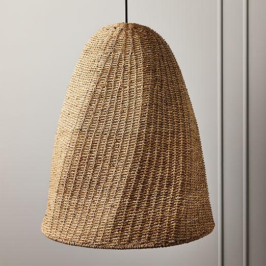 Palma Woven Pendant Light