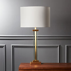 Modern Table Lamps CB - Cb2 bedside table