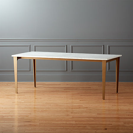 Paradigm 80 Dining Table Reviews Cb2