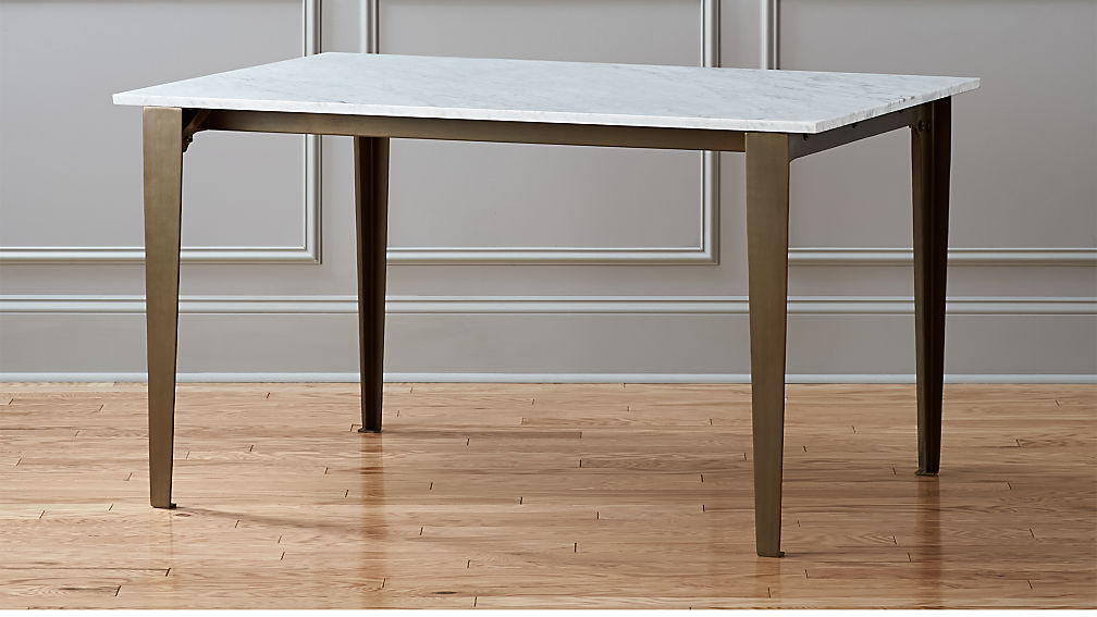 """Paradigm 54"""" Dining Table - Image 1 of 8"""