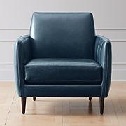 Superb Leather Chairs Cb2 Inzonedesignstudio Interior Chair Design Inzonedesignstudiocom