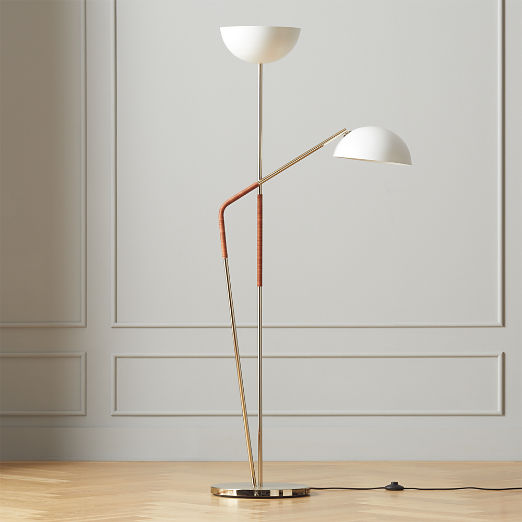 Modern Floor Lamps Lighting Cb2