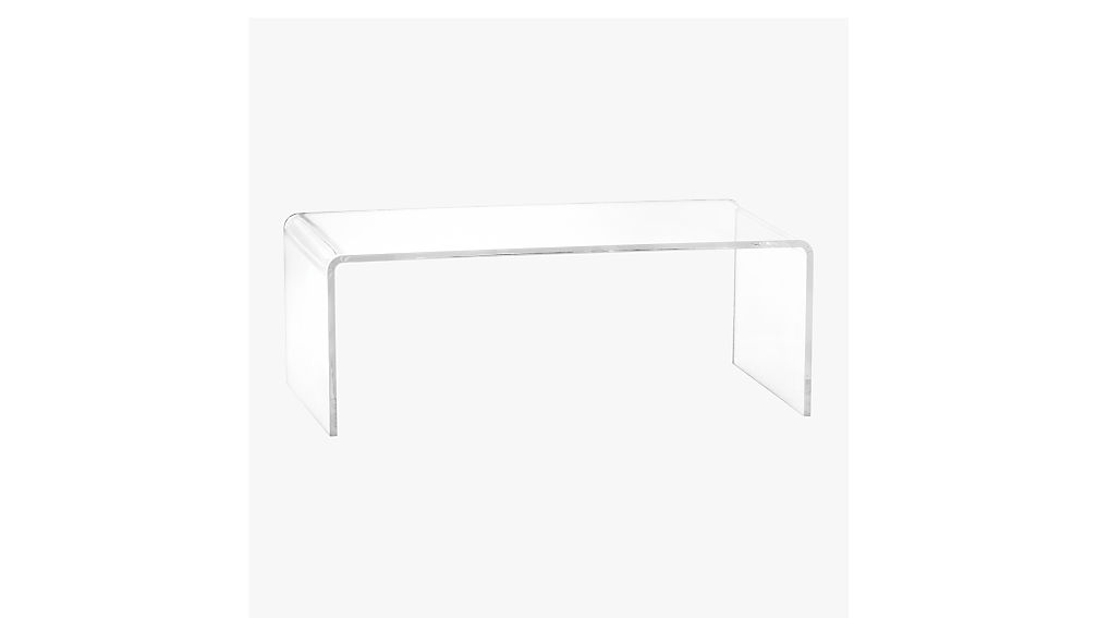 Peekaboo Acrylic Coffee Table Reviews