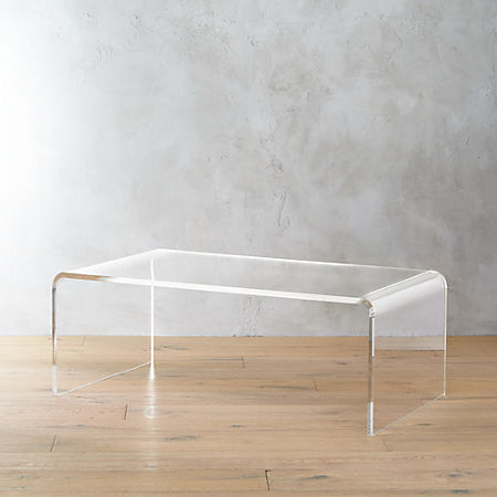 Cool Peekaboo Acrylic Tall Coffee Table Unemploymentrelief Wooden Chair Designs For Living Room Unemploymentrelieforg