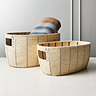 Peralta Oval Baskets