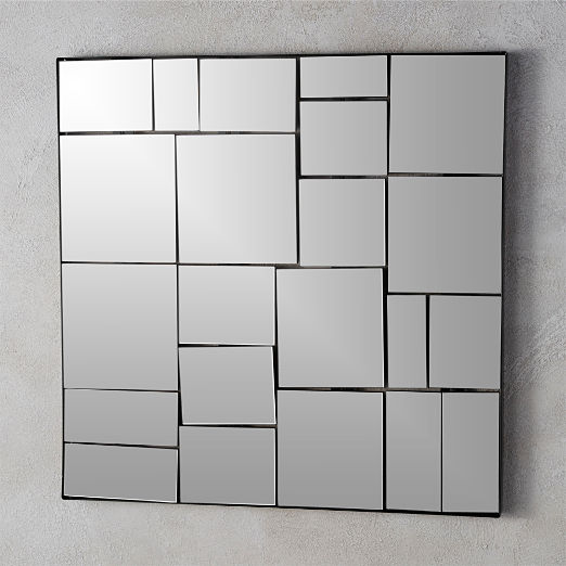 Perspective Wall Mirror