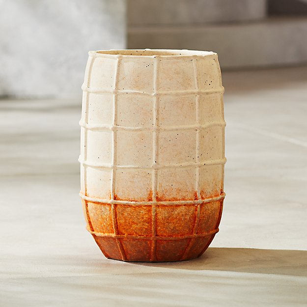 Pescador Small Ombre Planter - Image 1 of 10