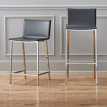 Enjoyable Modern Bar Stools And Counter Stools Cb2 Gmtry Best Dining Table And Chair Ideas Images Gmtryco
