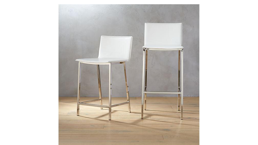 bar phoenix ivory stools stool counter