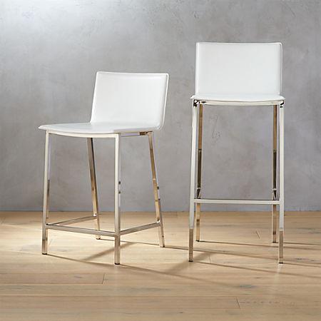 Astounding Phoenix Ivory Bar Stools Pabps2019 Chair Design Images Pabps2019Com