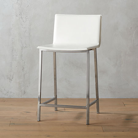 Awe Inspiring Phoenix Ivory 24 Counter Stool Gmtry Best Dining Table And Chair Ideas Images Gmtryco