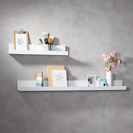 Fabulous Piano White Wall Shelves Home Interior And Landscaping Ferensignezvosmurscom