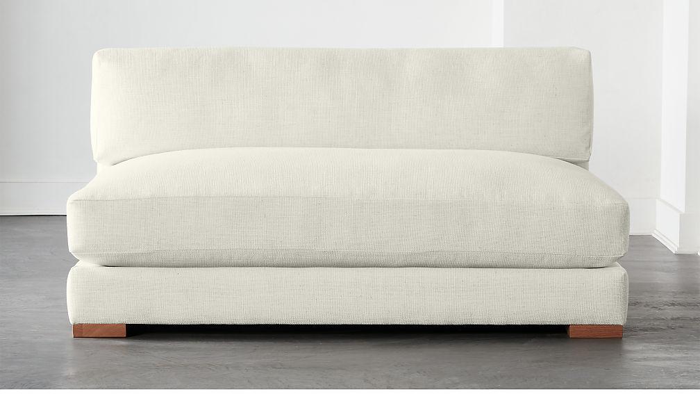Piazza Snow Apartment Sofa - Image 1 of 6