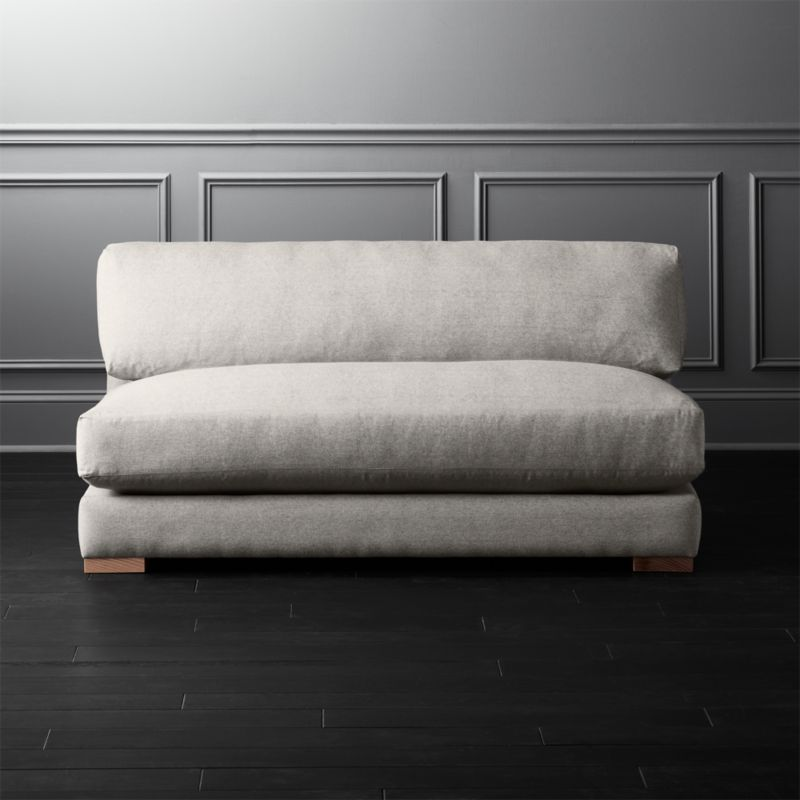 Low Back Sofas