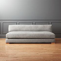 Piazza Steel Grey Sofa