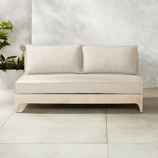 Piedra Outdoor Loveseat