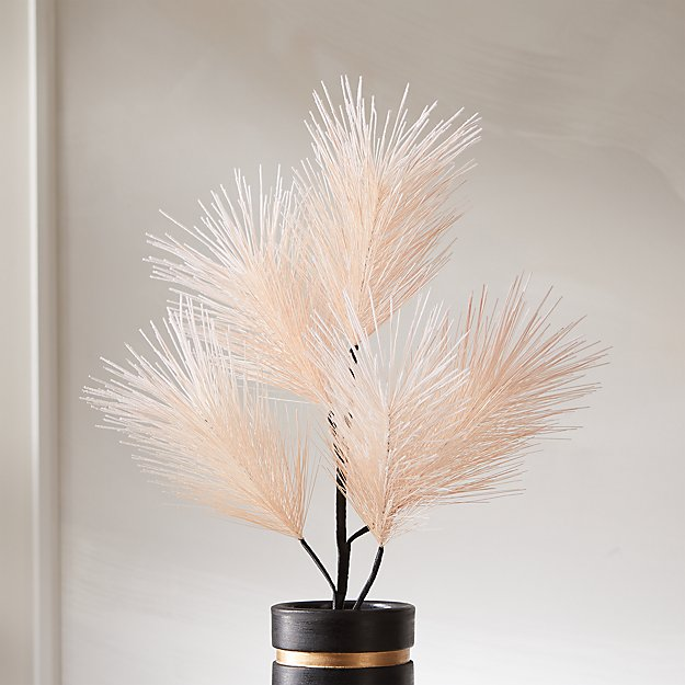 "Pink Pine Stem 34"" - Image 1 of 5"