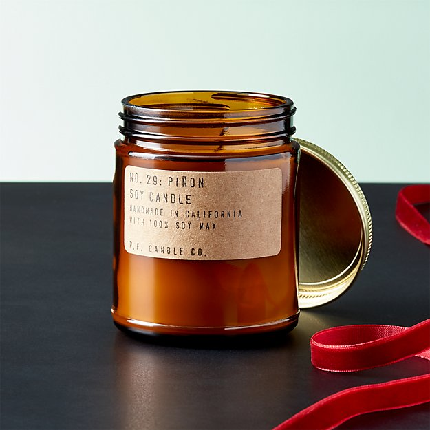 Pinon Soy Candle - Image 1 of 10