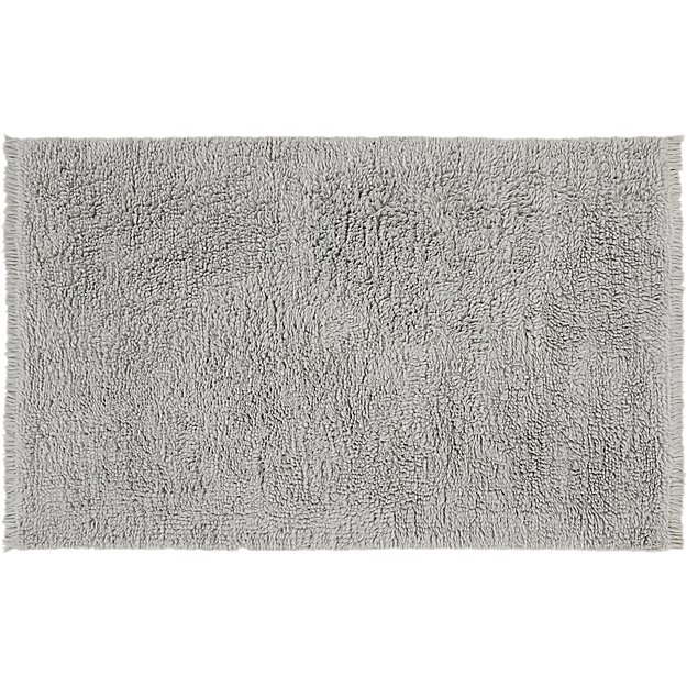 Plush Wool Shag Grey Rug 8'x10' + Reviews
