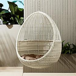 Pod Hanging Chair Reviews Cb2