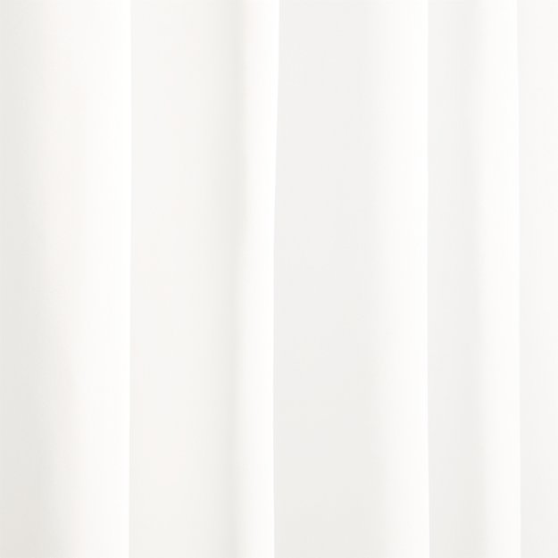 Poly White Shower Curtain Liner Reviews