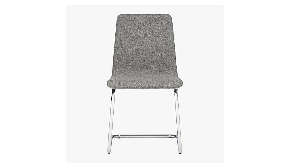 Pony Grey Tweed Chair + Reviews   CB2