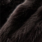 View product image Premium Grey Faux Fur Throw - image 8 of 8