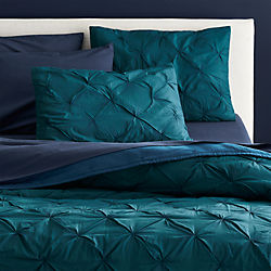Prisma Blue Green Bedding