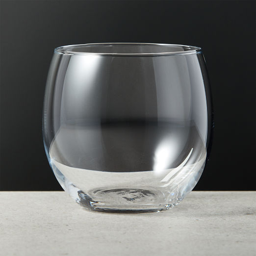 Prudence Stemless Wine Glass