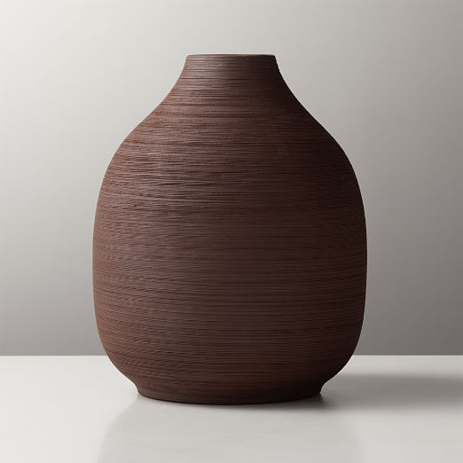 Pullman Brown Vase